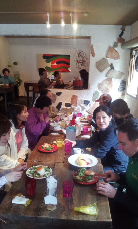 【イベント報告】2013.3.17.sun ほっこり京都観光ロードバイクライド_e0313913_16152790.jpg