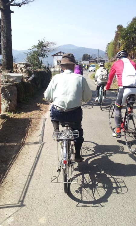 【イベント報告】2013.3.17.sun ほっこり京都観光ロードバイクライド_e0313913_16285332.jpg