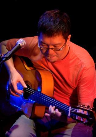 ピアノの榊原大・ギターの越田太郎丸のユニット「男子二楽坊」LIVE_d0115919_431240.jpg