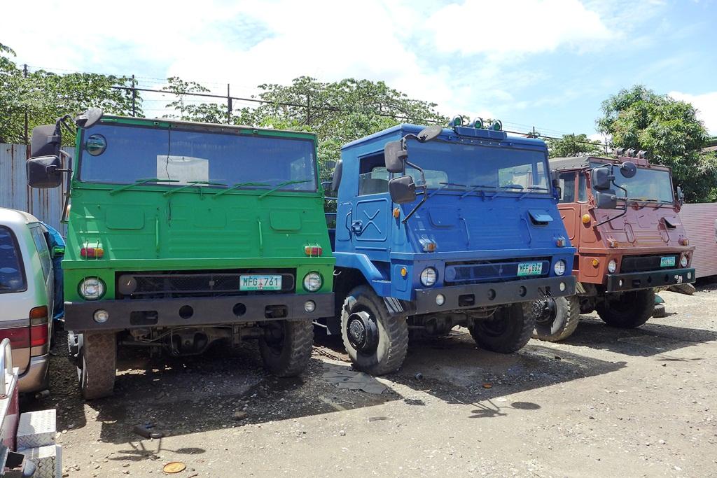 Isuzu Type 73 Military Truck ~いすゞ 73式大型トラック~ : フリークな日々