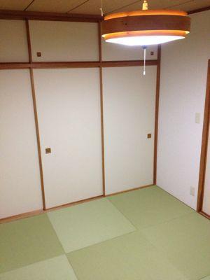 船橋市塚田/琉球畳施工例&日記_b0142750_1320717.jpg