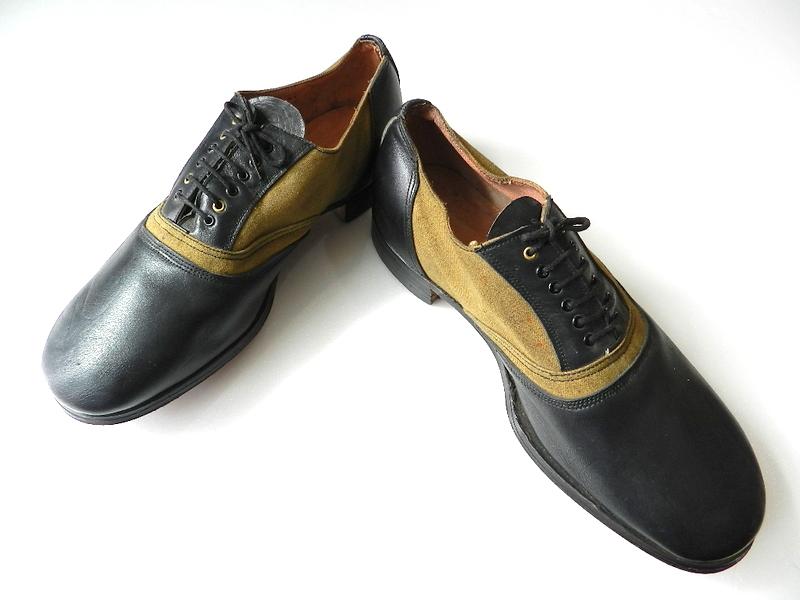 Belgian army Congo shoes dead stock_f0226051_13163652.jpg