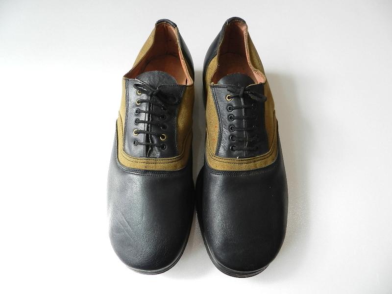 Belgian army Congo shoes dead stock_f0226051_13165681.jpg