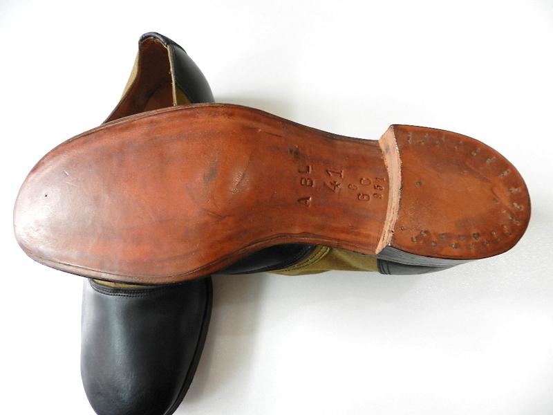 Belgian army Congo shoes dead stock_f0226051_13181066.jpg