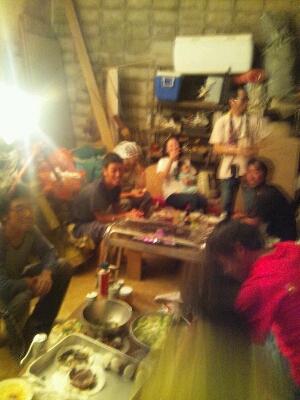 終了祝いの宴_e0131462_23262784.jpg