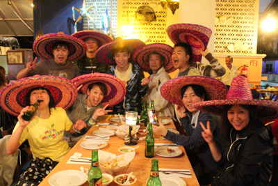 よくばりカンクンツアー 最終回      CANCUN/MEXICO_e0184067_15272923.jpg