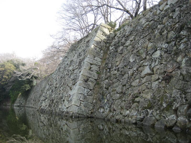 姫路城のお濠に和船 その2 乗ってみた!_c0013687_2305923.jpg