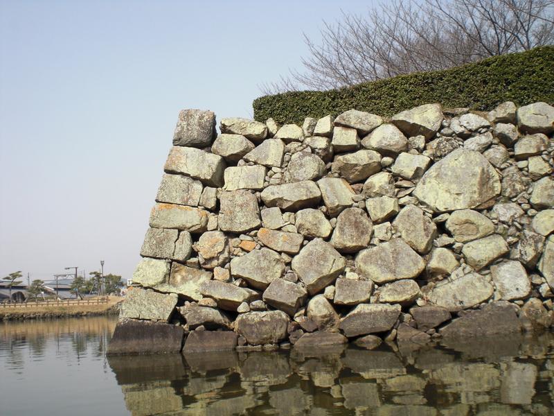 姫路城のお濠に和船 その2 乗ってみた!_c0013687_2315183.jpg