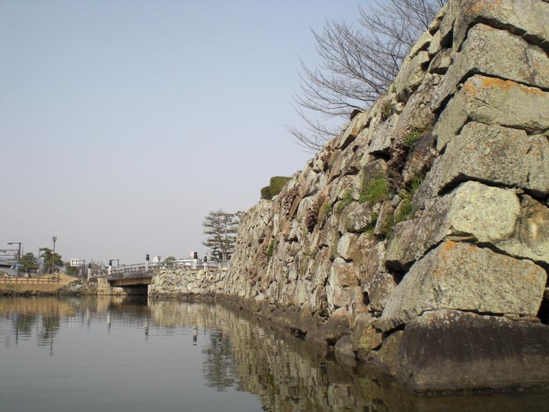 姫路城のお濠に和船 その2 乗ってみた!_c0013687_2315394.jpg