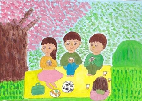 MJ課題「春」_d0259392_0121776.jpg