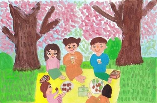 MJ課題「春」_d0259392_012382.jpg