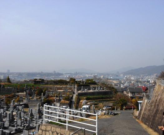 春のお彼岸の墓参りは暑かった。_a0075802_19424213.jpg