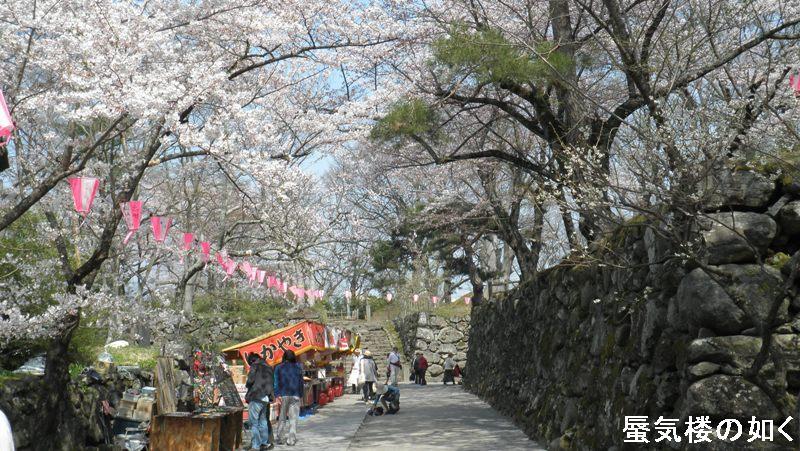 今年(H25)も懐古園桜まつりと懐古神社例大祭に行きたいな(例大祭は4月24日・25日))_e0304702_814362.jpg