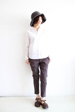 BASICシャツ&ストレッチパンツ#2_f0215708_1512139.jpg