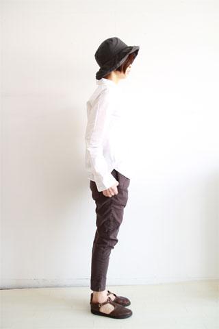 BASICシャツ&ストレッチパンツ#2_f0215708_1513074.jpg