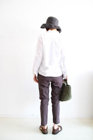 BASICシャツ&ストレッチパンツ#2_f0215708_1514138.jpg