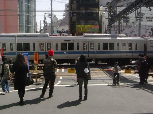 下北沢駅改良工事_c0016913_21592514.jpg