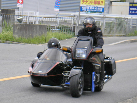 【BMW K100RS + NKオート ロードセイラーⅢ / アールズからウィッシュボーンへ】_e0218639_19512976.jpg
