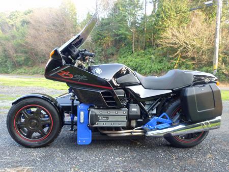 【BMW K100RS + NKオート ロードセイラーⅢ / アールズからウィッシュボーンへ】_e0218639_19514992.jpg