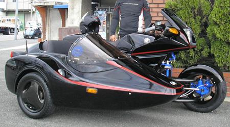 【BMW K100RS + NKオート ロードセイラーⅢ / アールズからウィッシュボーンへ】_e0218639_2092027.jpg