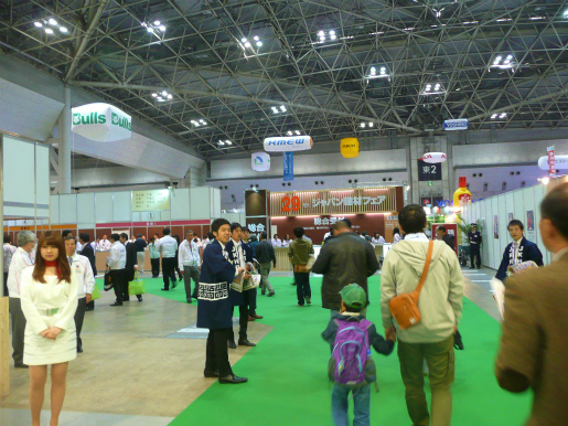 ジャパン建材フェア 2013 _c0087349_443752.jpg