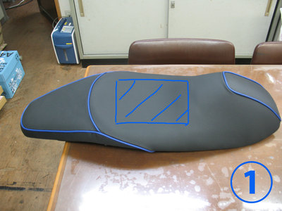 PCX用バイクザシートインサイド出荷します_e0114857_20123139.jpg