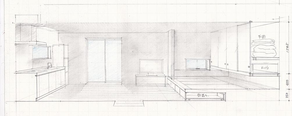 「浅草の二世帯住宅」_f0230666_20333991.jpg