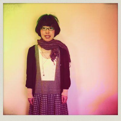 人 × 髪 〜リロンデルさん編〜_a0133078_8373419.jpg