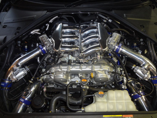 日産GTR MY11モデル HKS GT800_a0252579_17344054.jpg