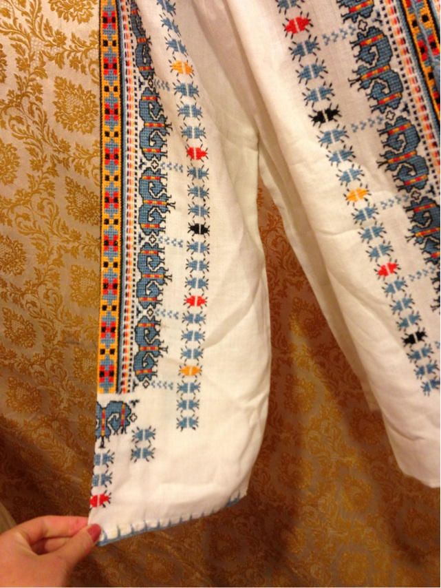 vintage 刺繍チュニック_e0268298_1859697.jpg