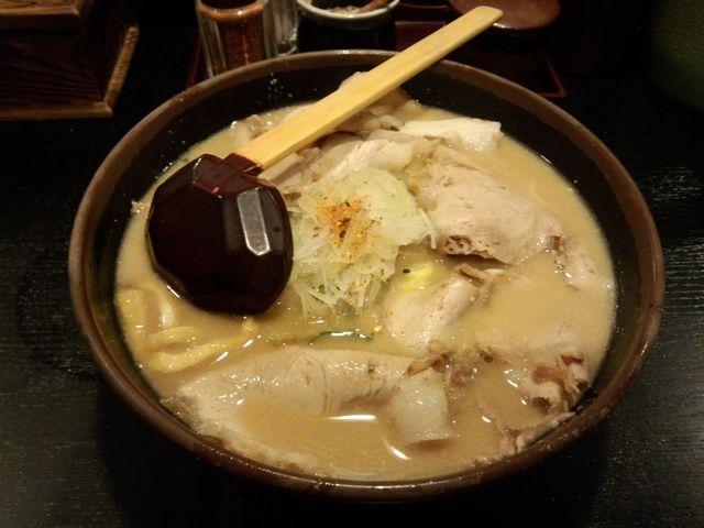 酒粕チャーシュー麺@玄屋_a0117520_16375980.jpg