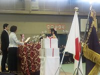 神田小学校では83名が巣立ちました。_c0133422_0153355.jpg