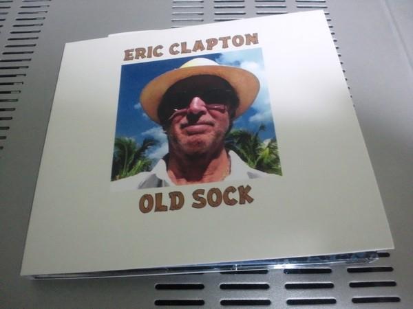 エリック・クラプトンの『オールド・ソック』に、春が膨らんでいく_e0077638_17543670.jpg