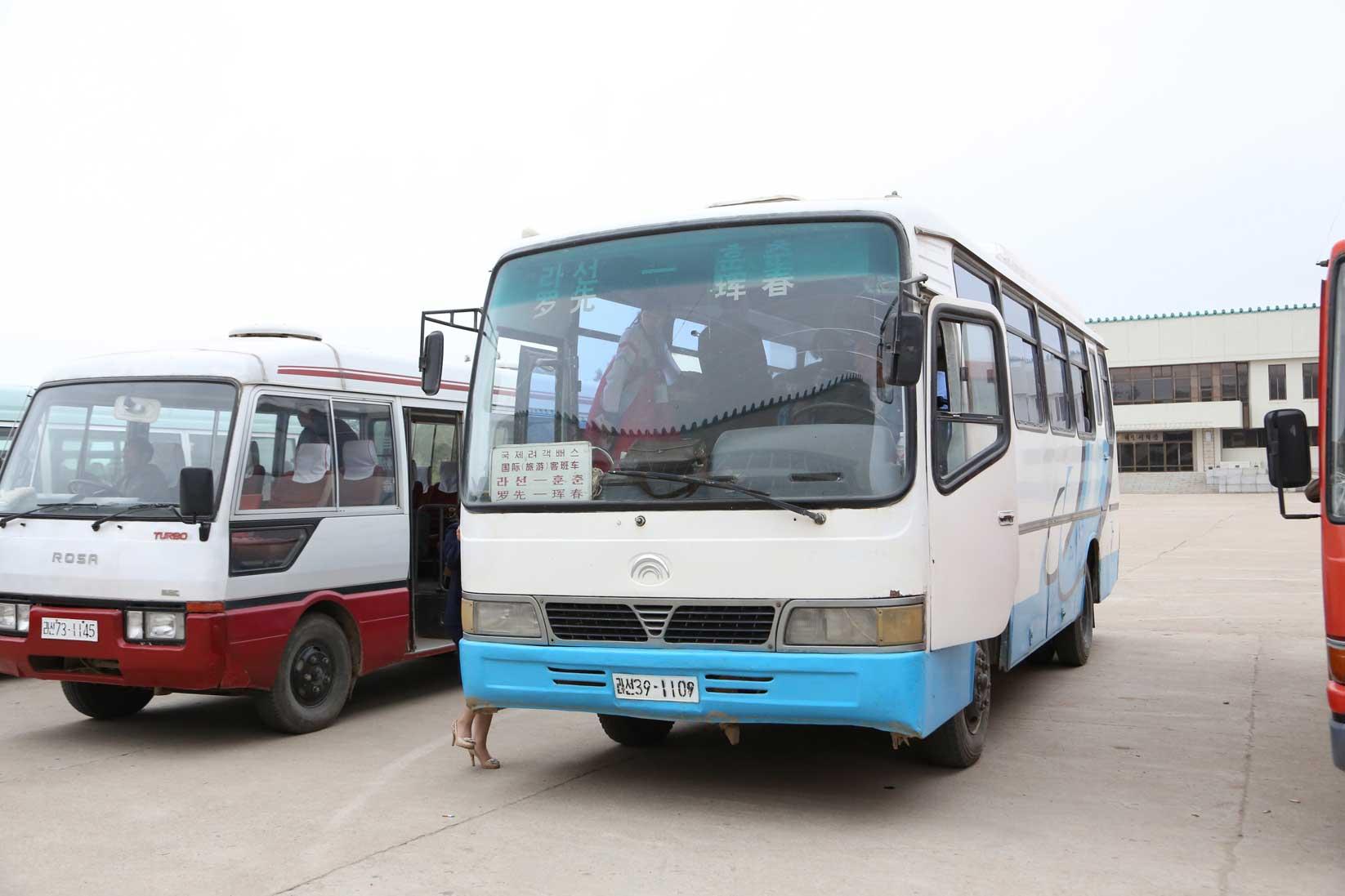 羅先(北朝鮮)で見かけた中国人観光客たち_b0235153_16202868.jpg