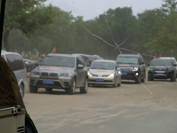 羅先(北朝鮮)で見かけた中国人観光客たち_b0235153_16235836.jpg