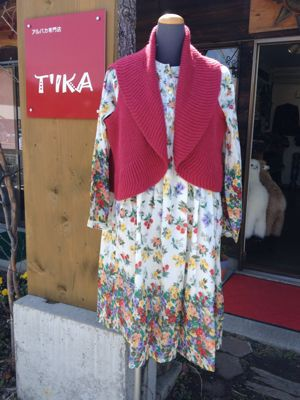 布のお洋服☆少々入荷しました_d0187468_13333567.jpg