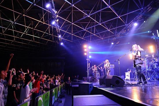 SCANDAL、3ヶ国4公演で計5,500人を動員したアジアツアーが大成功のうちに終了_e0197970_18464598.jpg