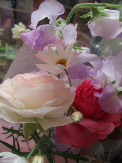 オークリーフ(小さな花束・一輪の花束)_f0049672_130963.jpg