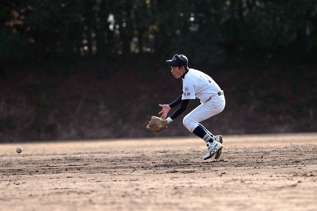 練習試合 VS神戸甲南ボーイズ13_a0170082_21574040.jpg