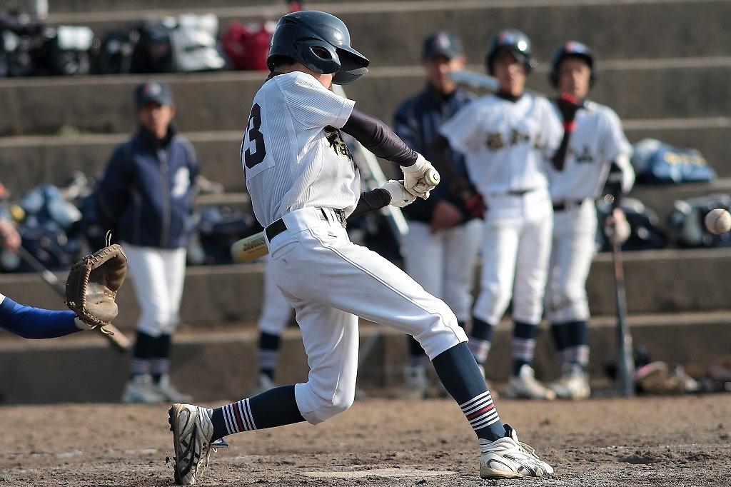 練習試合 VS神戸甲南ボーイズ13_a0170082_21584835.jpg