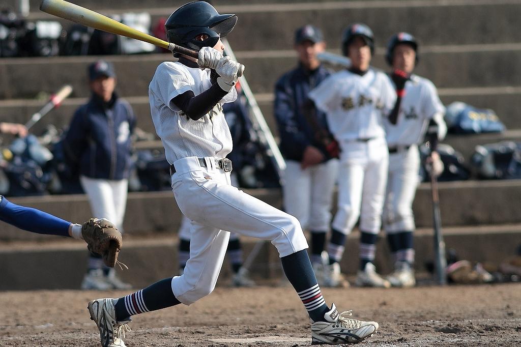 練習試合 VS神戸甲南ボーイズ13_a0170082_2159333.jpg