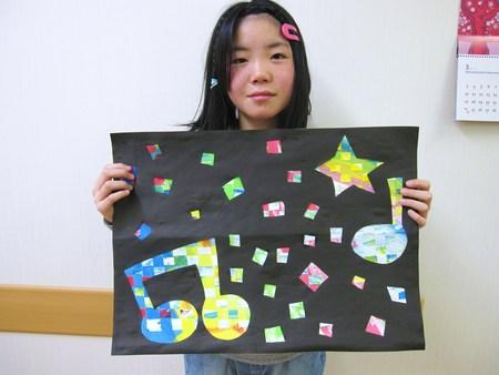 城陽教室 ~編み絵~_f0215199_151412.jpg