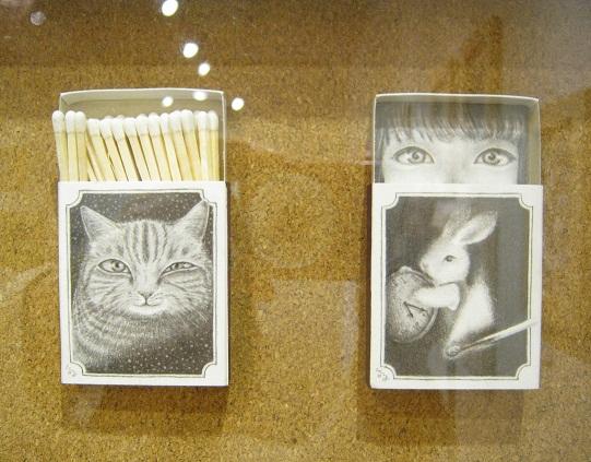 「箱の中は雑想のモザイク展」 その3_e0134502_12574441.jpg
