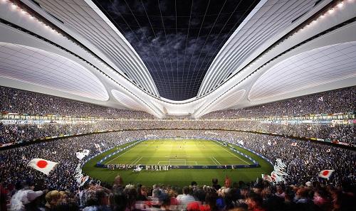 130322 ザハ・ハディドの「新国立競技場コンペ」の授賞式_f0202414_8314610.jpg