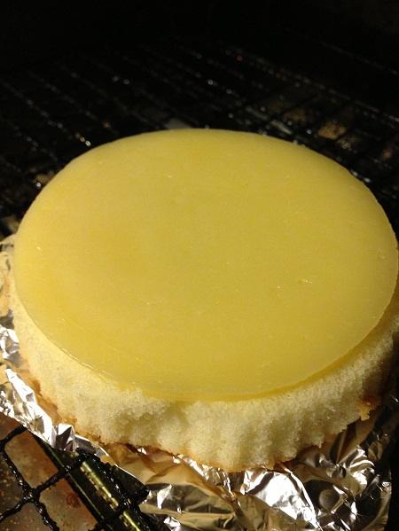 /// 今日のおめざは神戸元町・観音屋の「チーズケーキ」です ///_f0112434_20152315.jpg