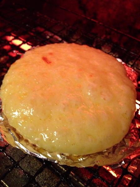 /// 今日のおめざは神戸元町・観音屋の「チーズケーキ」です ///_f0112434_20155147.jpg