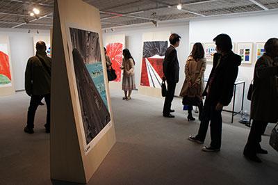 草谷隆文展「12の風景」開催中です!_f0171840_142857100.jpg
