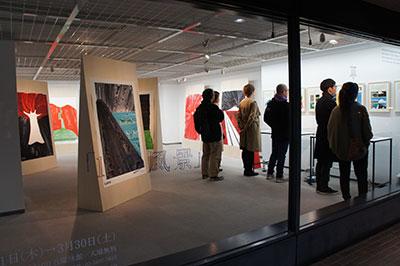 草谷隆文展「12の風景」開催中です!_f0171840_1531917.jpg