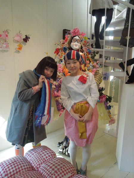 TOKYO n°2 HARAJUKU デート編_a0262845_16421358.jpg