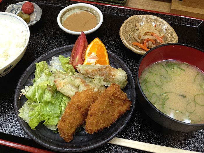 季節料理 藤原 @ 明石魚の棚_e0024756_9385069.jpg